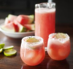 Friday Recipe of the Day: Watermelon Margarita
