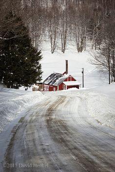Vermont Sugar House.