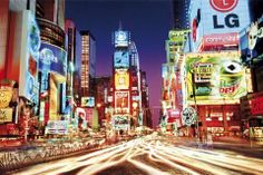 time squar, squares, times square, poster, city lights, bright lights, new years eve, new york city, puzzl