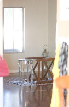 Valspar Oat Bran - bedroom color I like it for kitchen cabinets...