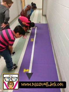 Loved that Lesson: Fractional reasoning on a number line!!! - MissMathDork: middle school math made FUN!