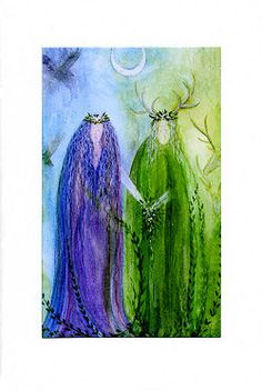 Cards for a handfasting