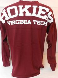 Virginia Tech Spirit Shirt - Maroon