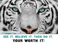 Just do it - Your Worth It.  http://www.digitalauthorsacademy.com