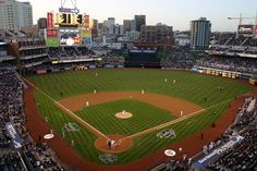 San Diego Padre Stadium (Petco Park)