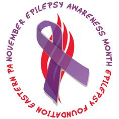 November = Epilepsy Awareness Month