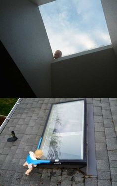 How to scare your neighbors
