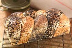 Seeded braids: Baby, baby I'm stuck on you: King Arthur Flour – Baking Banter