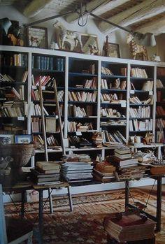 Bookshelves #GISSLER #interiordesign