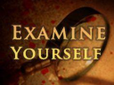 Examine Yourself - Paul Washer