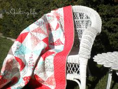 Moda Bake Shop: Easy as Pie Layer Cake Quilt