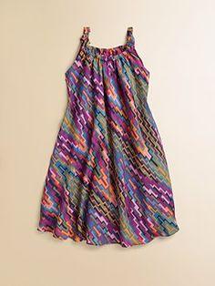 DKNY - Girl's Fiesta Dress