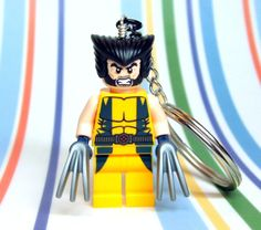 Wolverine Key Chain