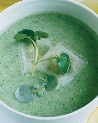 wine, soups, green food, cucumb recip, foods, watercress soup, pickl cucumb, clean eatin, healthy recipes
