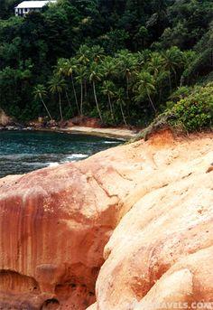 Red Rocks, Dominica