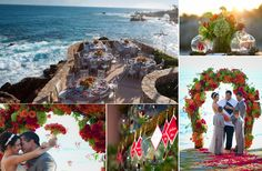 Our Photo Galleries : Cabo San Lucas Wedding : Riviera Maya Wedding : Signature Event Consulting & Design