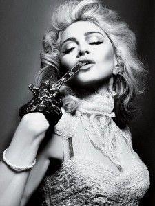 Madonna shot by Mert Alas and Marcus Piggott