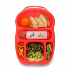 love these bento-style lunchboxes for kids.