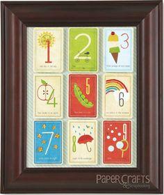 Amanda Coleman | Journaling Card decor | Photo Pocket Scrapbooking