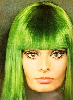 Sophia Loren in Vogue 1970...I was actually thinking of a head shot shoot with cool wigs and hats the other day....drool