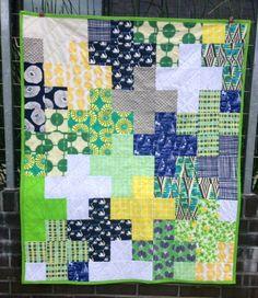 The Fabric Studio: Patchwork Plus Quilt