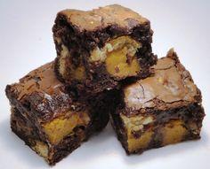 pumpkin pie brownies delici food, cereal baker, pie browni, browni dessert, pumpkins, favorit recipesfooddrink, eat, dessert pleeeeas, pumpkin pies