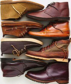 J. Crew shoes.