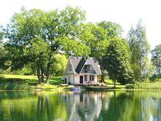Providence Ltd Design - Pond house