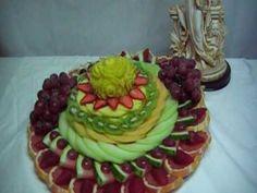 Fruit Tray Display