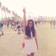 The Journey to Coachella - www.aliciafashionista.com
