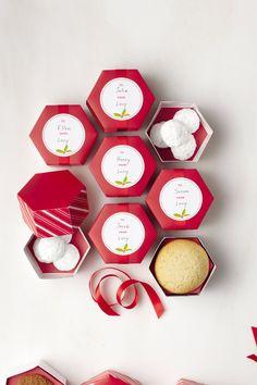 Wrap your sweet treats in Martha Stewart Crafts treat wrappers! #marthastewartcrafts