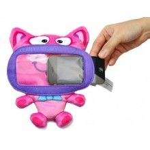 Capa Infantil Wise Pet Mini Kitty para Smartphones 4,8 Polegadas  15,99 €