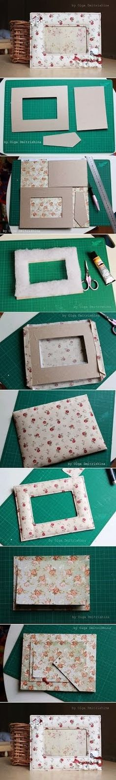 Remember these @Dana Goertzen ??    Easy Way To Make a Picture Frame