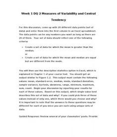 psy 325 statistics for the behavioral &amp
