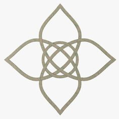 Celtic symbol- Tattoo maybe? I like it because it would symbolize my family of 4.