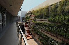 Vertical Garden in Peru | Home Interior Design, Kitchen and Bathroom Designs, Architecture and Decorating Ideas