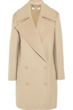 stella mccartney camel coat