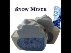 Tutorial-Snow Miser CP Soap With Natures Garden