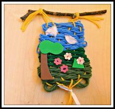 Spring Eco Weaving