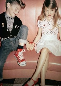 Young Vintage Love