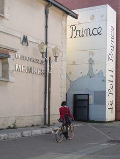 Bibliothèque Méjanes, Aix-en-Provence, France.