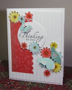 Cards / Boho blossom