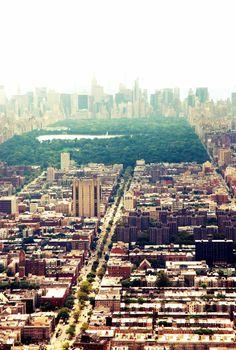 Central Park - New York City, USA