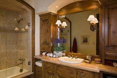 Bathroom Spano residence