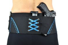 Hip Hugger Classic Gun Holster for Women's by CanCanConcealment, $59.00  THIS IS REAL??!!!