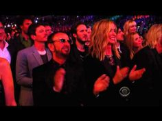 Daft Punk, Pharrell Williams & Stevie Wonder - Get Lucky performance at The Grammy's 2014 HD