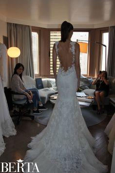 BERTA Bridal Collection