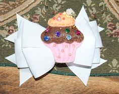 Reserved Princess CUPCAKE Rose CANDY Large Kawaii by FilthyCoffin, $11.00