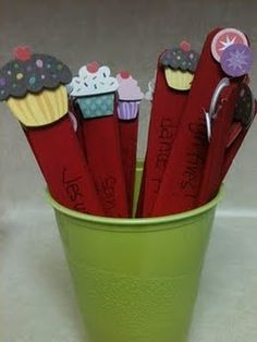 Brain break sticks...what kid doesn't want a break!? Maybe THIS will trick them :)