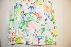 VG's Great Hits:  Vested Gentress Vintage Patchwork Skirt Women Size 14 | eBay